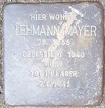 Stolperstein Lehmann Mayer Neidenstein.jpg