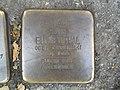 Stolperstein Ruth Blumenthal, 1, Ferdinand-Poggel-Straße, Mitte, Hamm.jpg