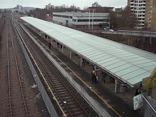 Storo station Oslo metro station