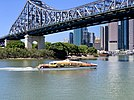 Story Bridge and Citycat