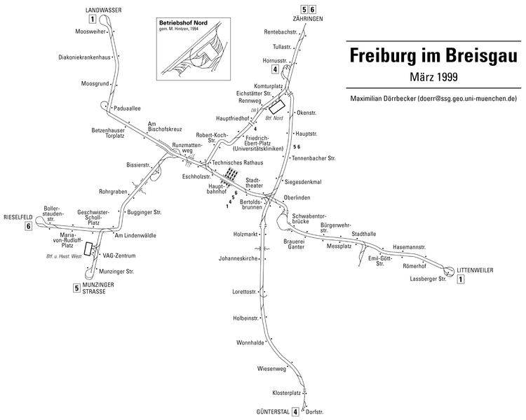 File:StraßenbahnGleisplanFreiburgBreisgauMärz1999.png