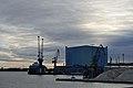 Stralsund, Volkswerft und Südhafen, 1 (2012-01-26) by Klugschnacker in Wikipedia.jpg