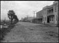 Street in Tauranga, 1924. ATLIB 296372.png