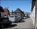 Street in the old part of Ventspils - panoramio.jpg