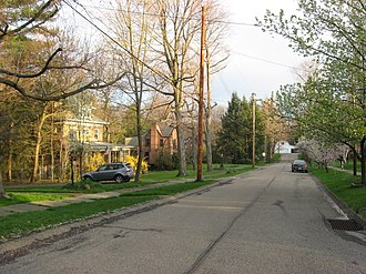 Patterson Heights, Pennsylvania - A neighborhood in Patterson Heights