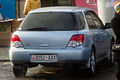 Subaru Impeza. Mongolian licence plate 3092 ДАХ.jpg