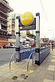 Subte BA - Linea H, estacion Caseros - entrada.jpg