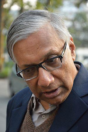 Sukanta Chaudhuri - Sukanta Chaudhuri. January 2015.