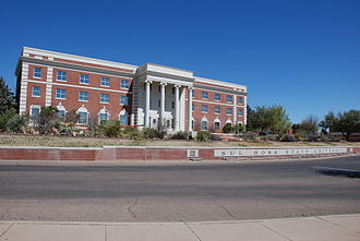 Sul Ross State University - Lawrence Hall, Sul Ross State University