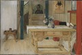 Sunday Rest (Carl Larsson) - Nationalmuseum - 24318.tif