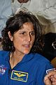 Sunita Lyn Williams - Press Conference - Science City - Kolkata 2013-04-02 7642.JPG