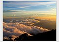 Sunrise at Mount Kinabalu.jpg