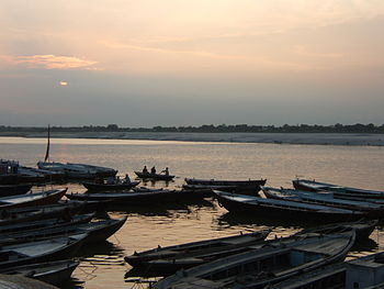 Varanasi Sunrise at the Ganges