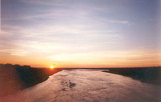 Parapetí River