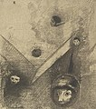 Sur le fond de nos nuits Dieu de son doigt savant, Dessine un cauchemar multiforme et sans trêve by Odilon Redon Van Gogh Museum p2755-006N2012.jpg