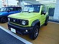Suzuki Jimny SIERRA JC (3BA-JB74W-GJCR-J) front.jpg