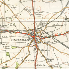Swaffham map1946.png