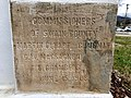 Swain County Courthouse Cornerstone, Bryson City, NC (32773323158).jpg