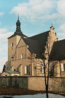 Łagów, Świętokrzyskie Voivodeship Town in Świętokrzyskie Voivodeship, Poland