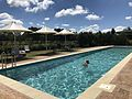 Swimming pool in a residential estate in Sherwood, Queensland 03.jpg