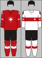 official photos 75543 301ce Switzerland men's national ice hockey team - Wikipedia