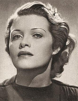 Sybille Schmitz - Sybille Schmitz  c. 1930
