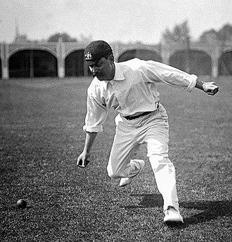 Syd Gregory - Image: Syd Gregory c 1905b