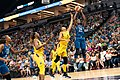 Sylvia Fowles takes a shot & is guarded by Candace Parker.jpg