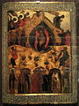 Synaxis of the Theotokos (16th c., Annunciation Cathedral in Moscow).jpg