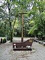 Szczecin Cmentarz Centralny Krzyz Meczenstwa Narodu Polskiego.jpg