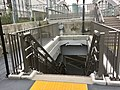 Tōkyū Tōyoko Line's waste trace Promenade 2019 (Sakuragichō - Momijizaka) 06a.jpg