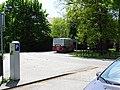Třeboň, Jiráskova, autobus Irisbus Ares dopravce GW BUS (01).jpg