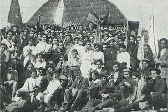 Requetés - Requeté, 1912