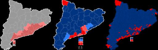 Tabarnia amb vot independentista-unionista
