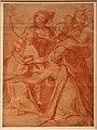 Taddeo zuccari, san filippo benizi guarisce un'indemoniata, 1557 ca.jpg