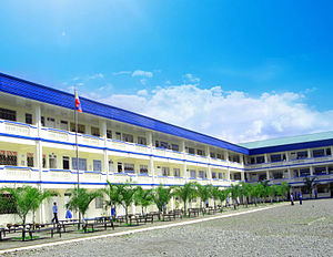 Tagum City National High School (LGU building).jpg