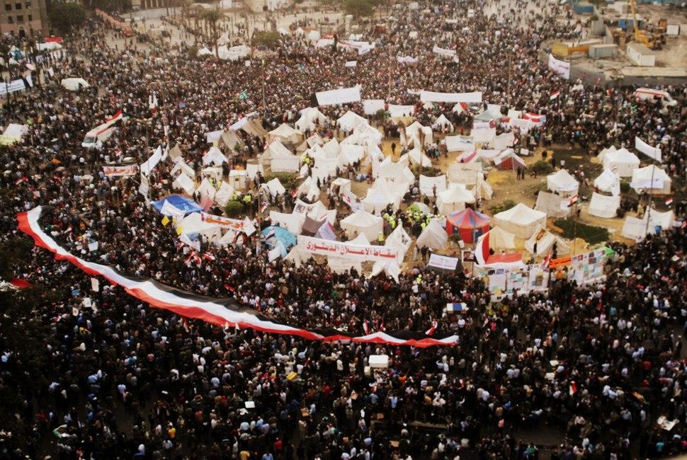 TahrirSquareAgainstMorsi