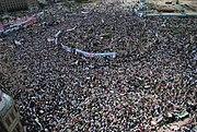 Tahrir Square on April 8 2011