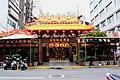 Taiwan Sheng Chenghuang Temple front view 20130209.jpg