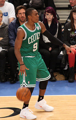 Taken at the Knicks-Celtics Game on 122511