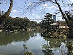 Takueichi Pond in Shukkei Garden 6.jpg