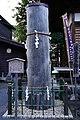 Tamagawa-jinja (Hamura) Onbashira Suwa-taisha.jpg