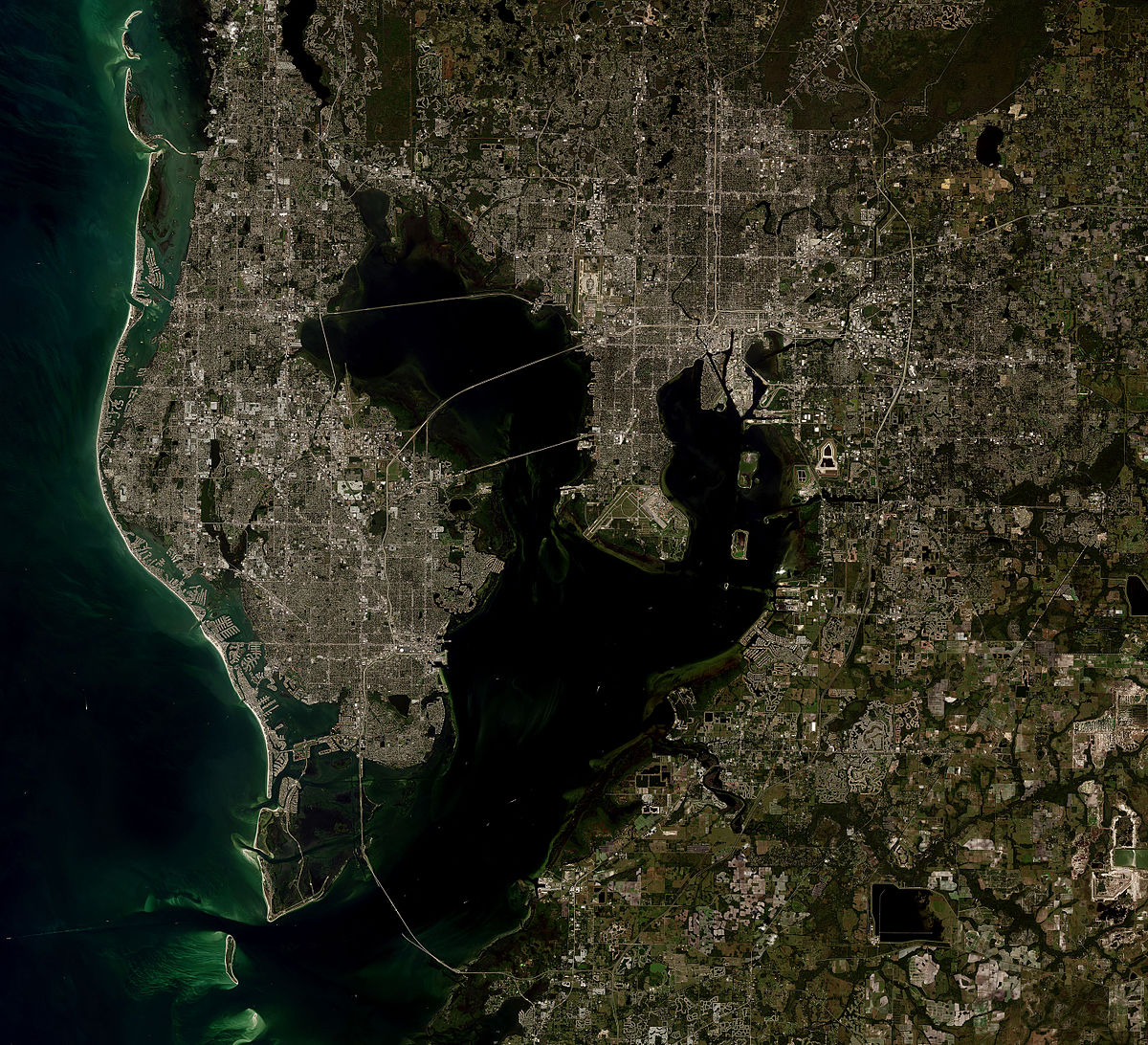 Climate of the Tampa Bay area - Wikipedia