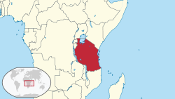 Tanzania in its region.svg