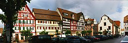 Tauberbischofsheim-Marktplatz