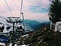 Teleférico de Sierra Nevada y vista de las montañas.JPG