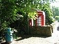 Telephone kiosk in Dunino - geograph.org.uk - 526840.jpg