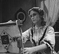 Televisiespel De erfgename , Manon Alving als Catherine Sloper, Bestanddeelnr 910-8823.jpg