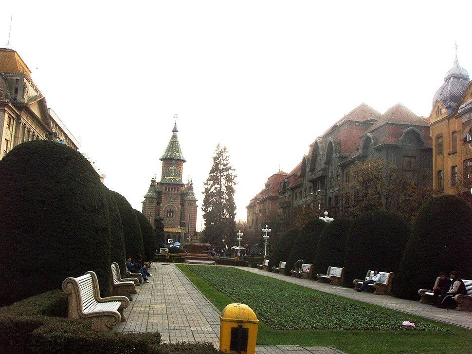 Temisvar - Victory Square