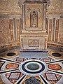 Tempietto del Bramante Krypta.jpg